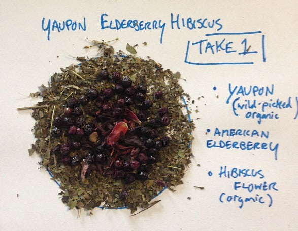 Brew-at-Home Yaupon Herbal Blends Coming Soon!!