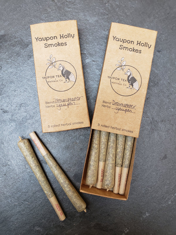 Yaupon Herbal Smokes