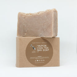 Yaupon Chai Tea Bar Soap 4oz