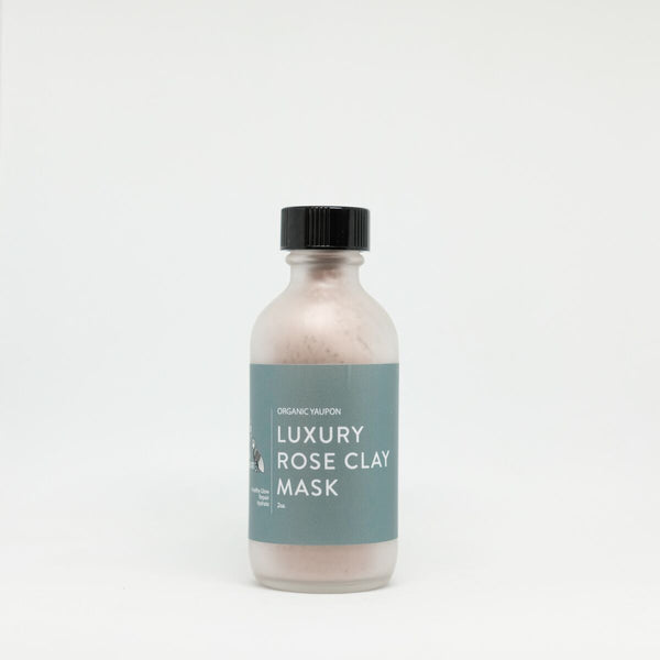 Luxury Rose Clay Mask- 2oz