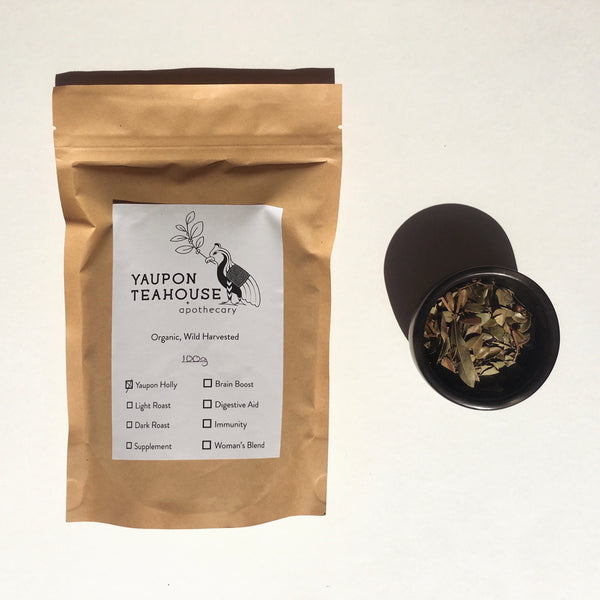 ASI Yaupon Tea - 100 g