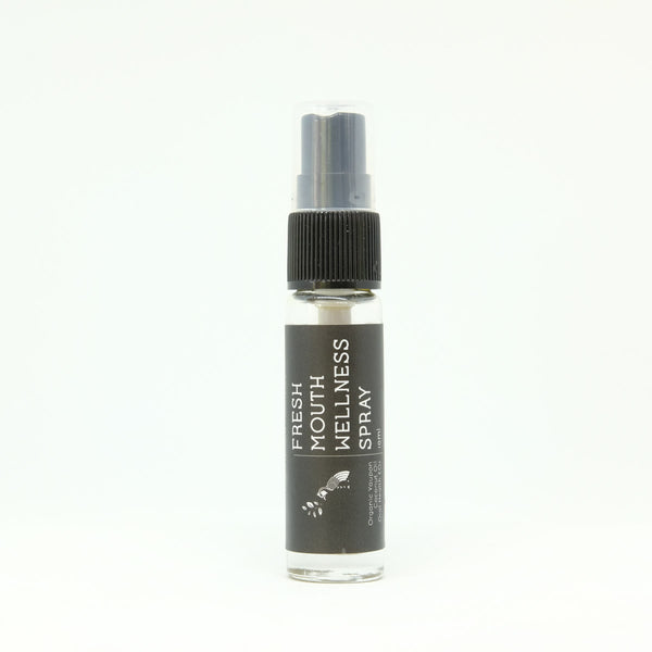 Fresh Mouth Wellness Spray 10ml - Yaupon Tea + Wellness Co.