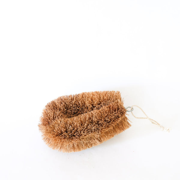 Dry Brush - Coconut Fiber - Yaupon Tea + Wellness Co.