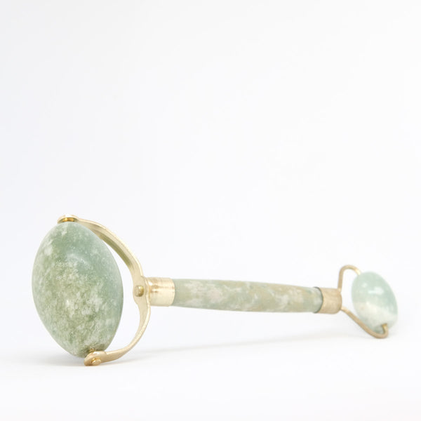 Green Jade Facial Roller - Yaupon Tea + Wellness Co.