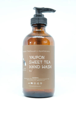 Yaupon Sweet Tea Hand Wash 8oz - Yaupon Tea + Wellness Co.