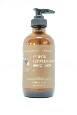 Yaupon Temples Farm Hand Wash 8oz - Yaupon Tea + Wellness Co.