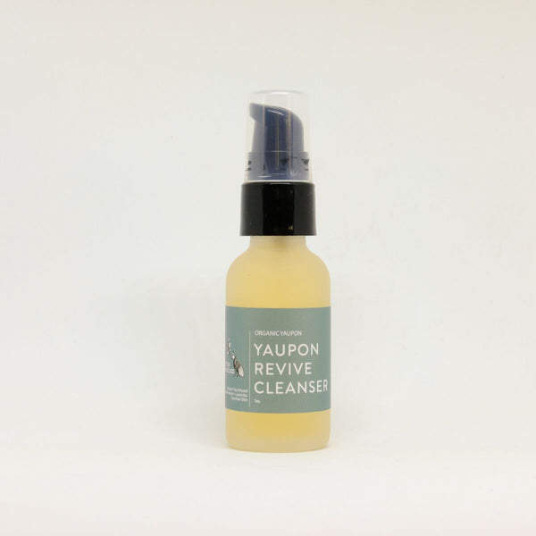 Yaupon Revive Cleanser- Sensitive Skin 1oz- Yaupon Tea + Wellness Co.