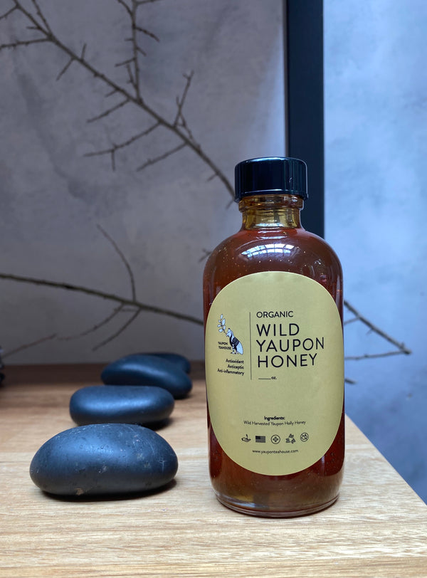 Yaupon Honey