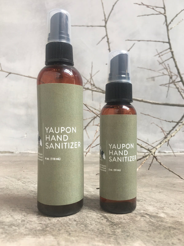 Yaupon Hand Sanitizer