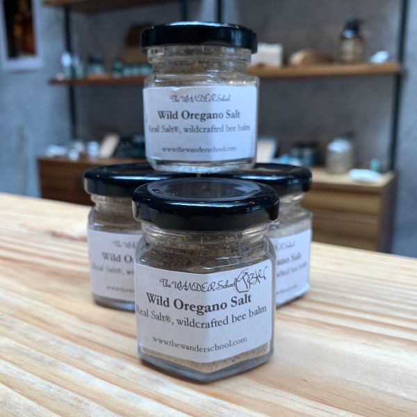 Wild Oregano Salt