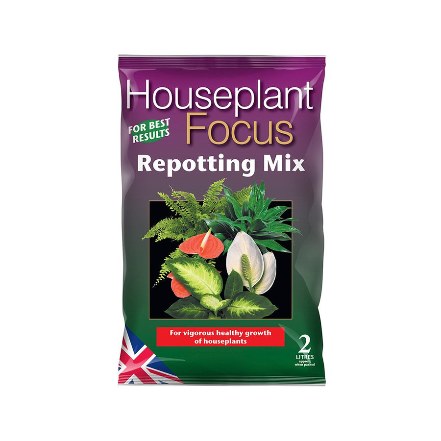Houseplant Focus Repotting Mix