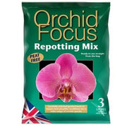 Orchid Focus Repotting Mix 3 Litre