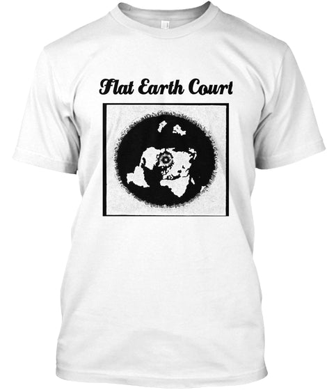 Flat Earth Court - femerch
