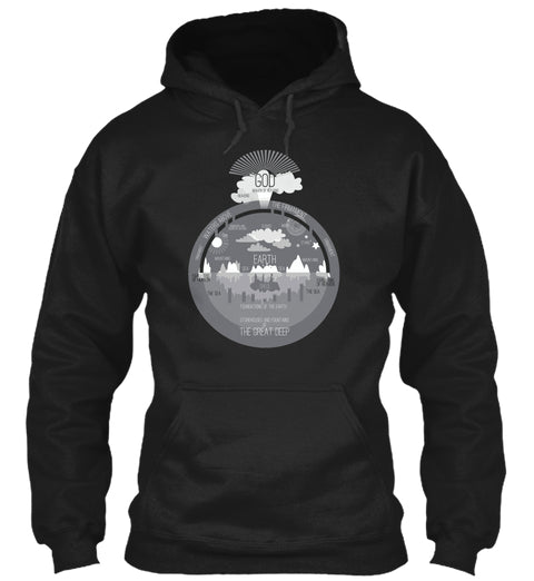 Ancient Hebrew Firmament Flat Earth - femerch