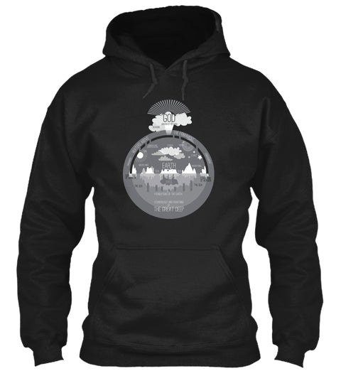 Ancient Hebrew Firmament Flat Earth 85 - femerch