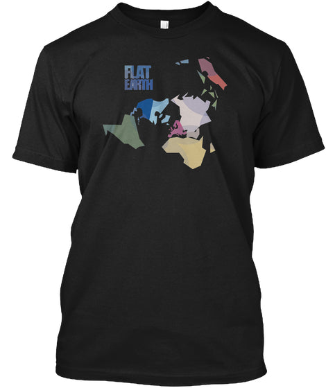 Burst Bubble Flat Earth - femerch