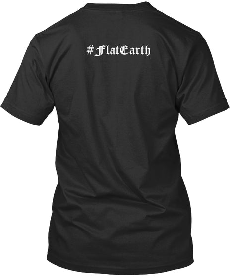 FLAT LIFE, Flat Earth Gangsta Themed - femerch