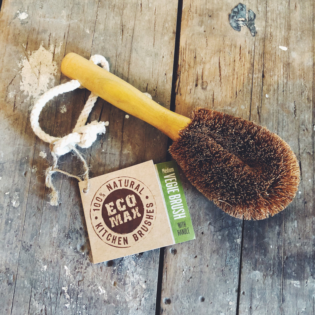 Eco Max - Medium Vegie Brush
