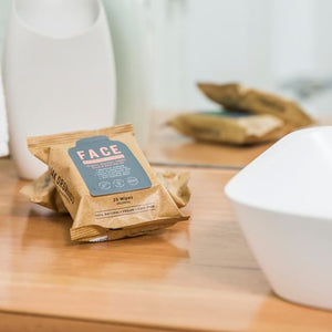 Jak Organics - Nourishing Oil Face Wipes