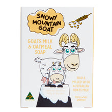Load image into Gallery viewer, Snowy Mountain Goat - Soap 100g
