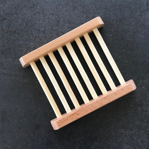 Shampoo With A Purpose - Wooden Slatted Tray