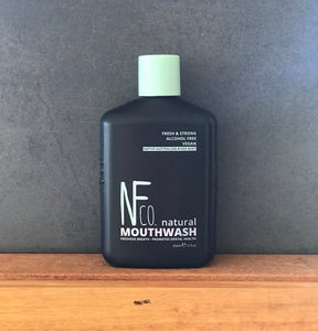 The Natural Family Co - Natural Mouthwash - 345ml
