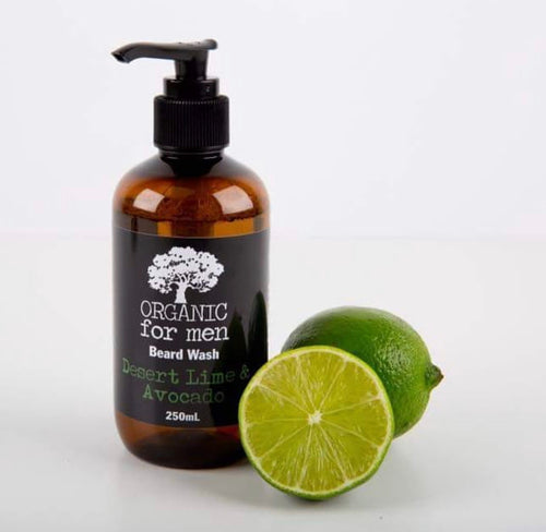 Organic For Men - Beard Wash - 250ml