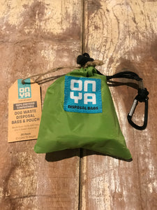 Onya - Dog Waste Disposal Bags & Pouch