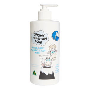 Snowy Mountain Goat - Hand & Body Wash 500ml