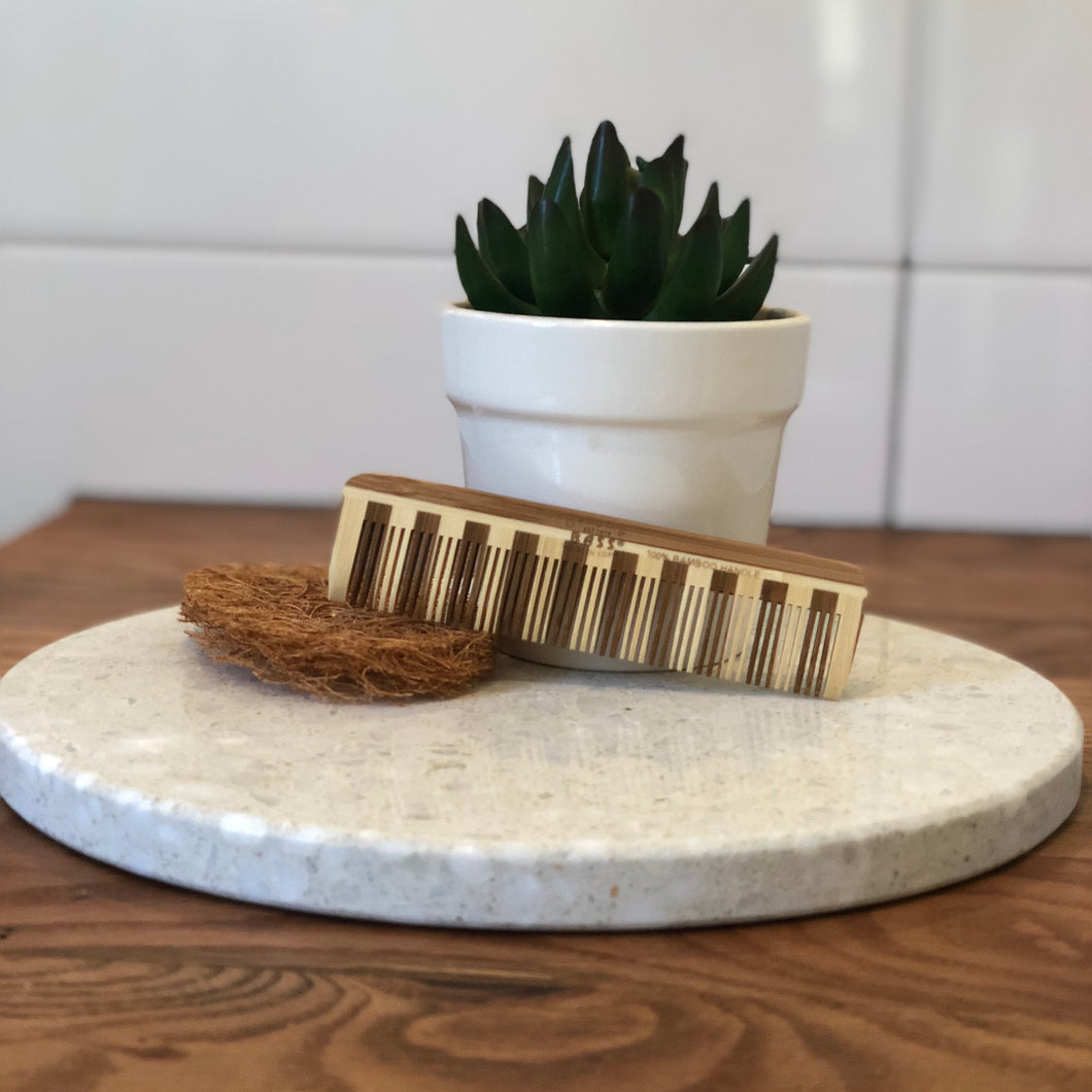 Bass - Bamboo Pocket Comb