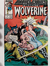 Load image into Gallery viewer, Wolverine 1, November 1988 Marvel, & #3, 4, 7, 8