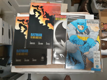 Load image into Gallery viewer, Dark Knight Triumphant, Hunt The Dark Knight, The Dark Knight Falls x 2; 1st Print, DC