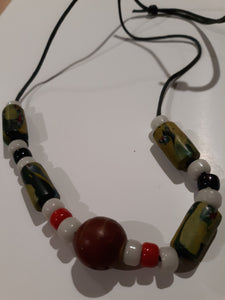 Cornaline D'Aleppo Necklace #3