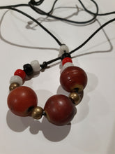 Load image into Gallery viewer, Cornaline D'Aleppo Necklace #5
