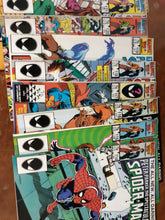 Load image into Gallery viewer, Peter Parker The Spectacular Spider-Man #114-124