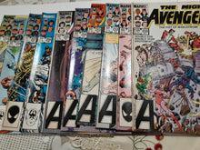 Load image into Gallery viewer, The Avengers #250-259: Ungraded Lot
