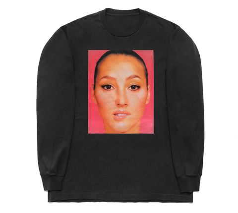 "Black ""Alice"" Long Sleeve"