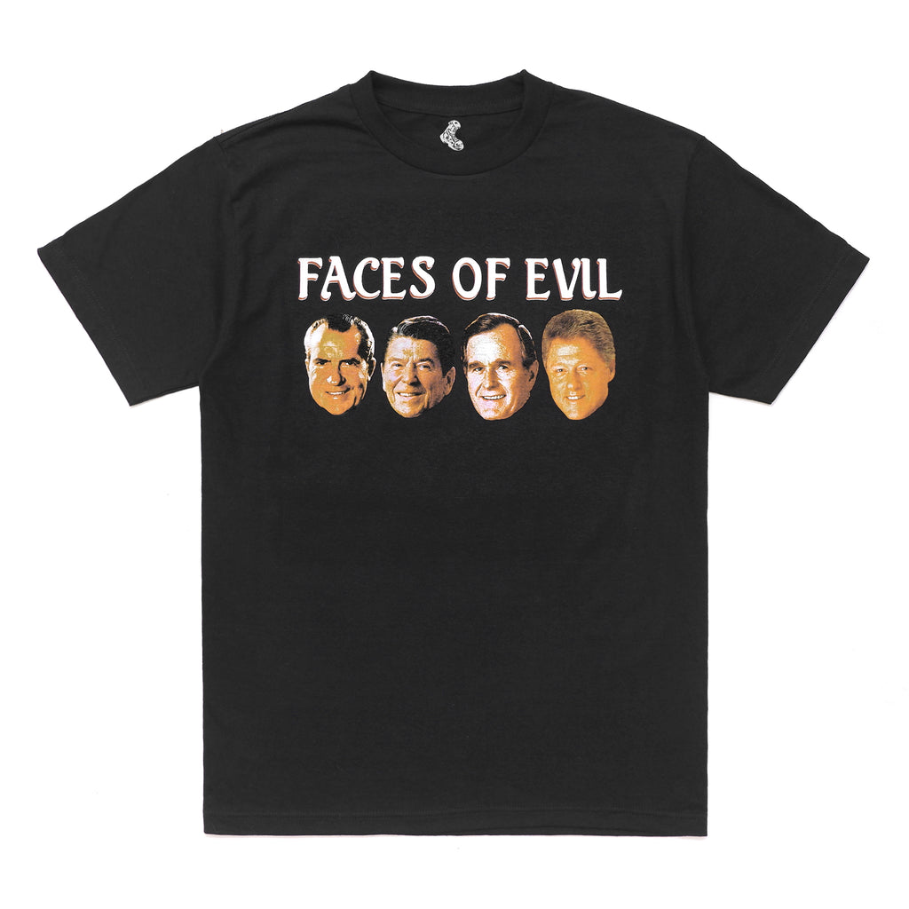 Faces Of Evil Tee