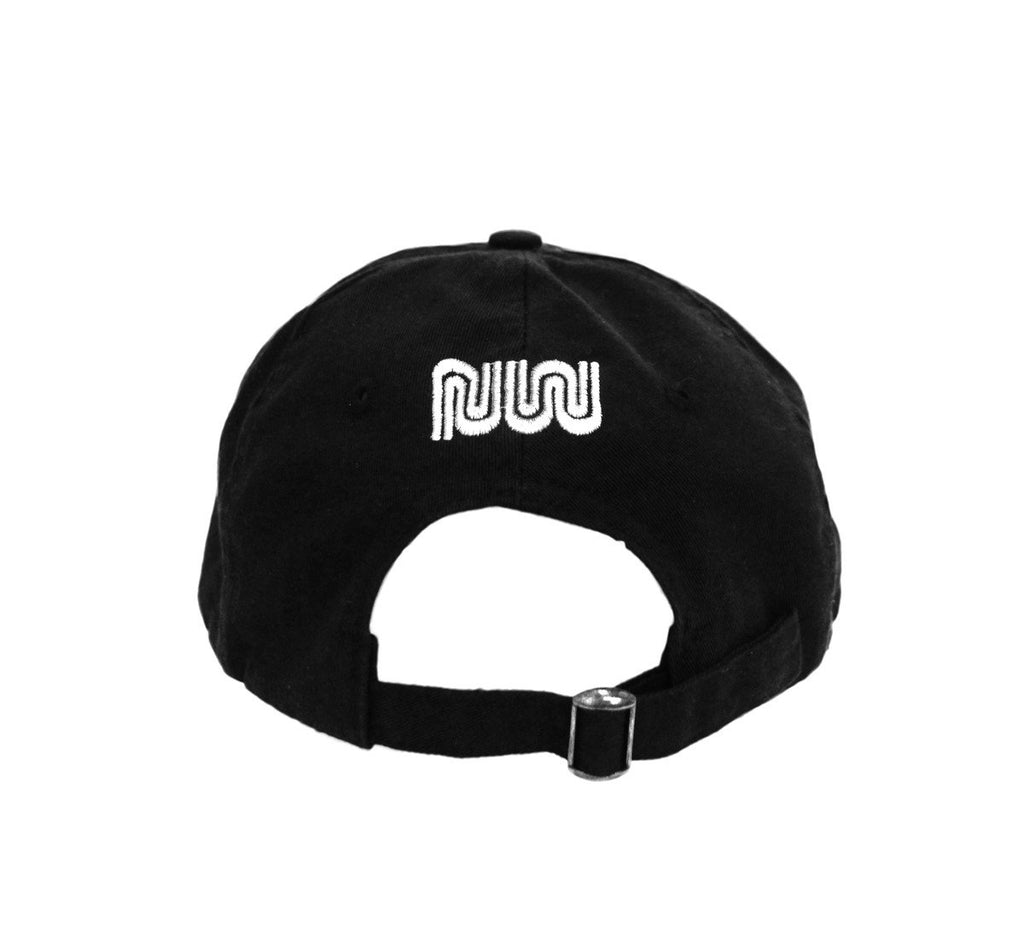 Black Muni Boot Cap