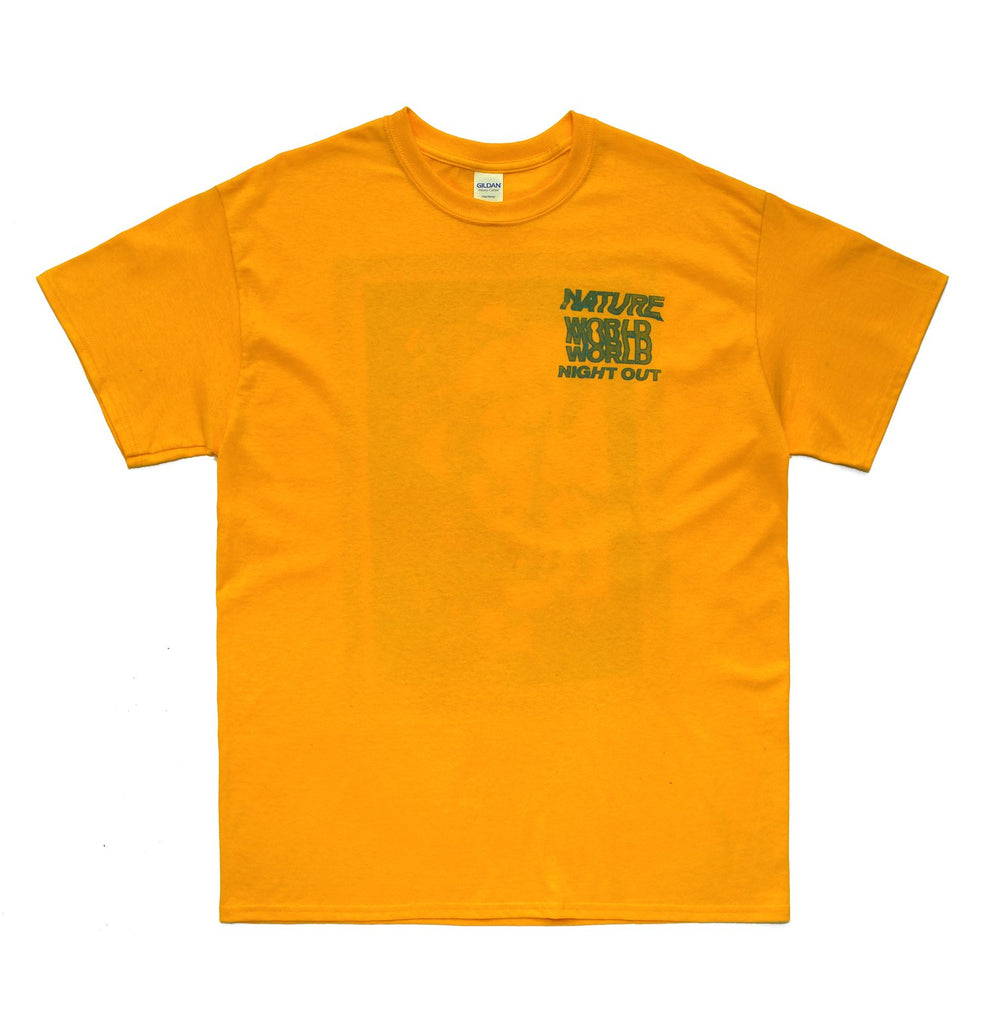 NWNO 2018 Fest Tee - Yellow