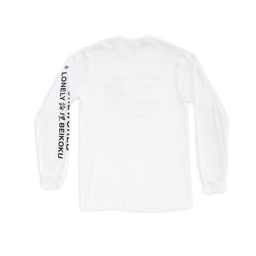 Flag Embroidery LS