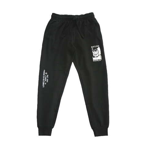 Punk Embroidery Sweatpants