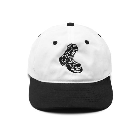 OG Black & White Boot Cap