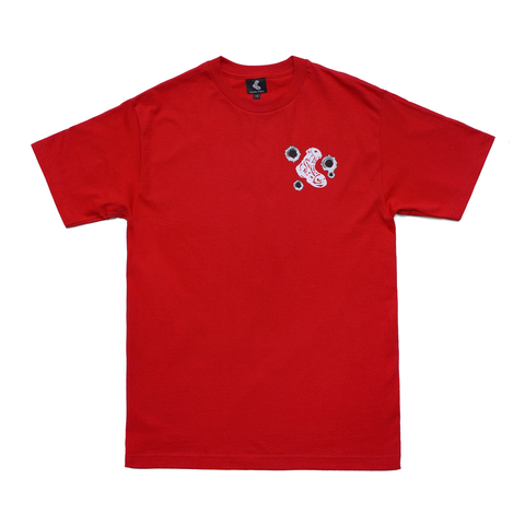 "Red ""High Incident Boys"" Tee"