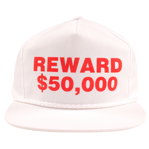 REWARD GOLF SNAPBACK