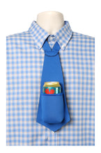 Load image into Gallery viewer, BLUE PARTY PACK - Drink Koozie Beer Tie Blue (Five Beer Ties) - Beer Tie