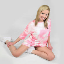 Load image into Gallery viewer, Super Softies Short Sleeve Shirt and Shorts Set - Pink