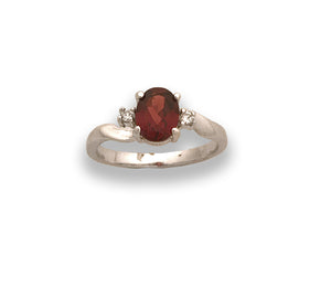 Ladies Ring Mounting for FREE Gemstones