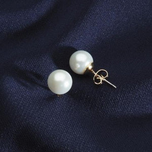 First Lady Pearls Earrings