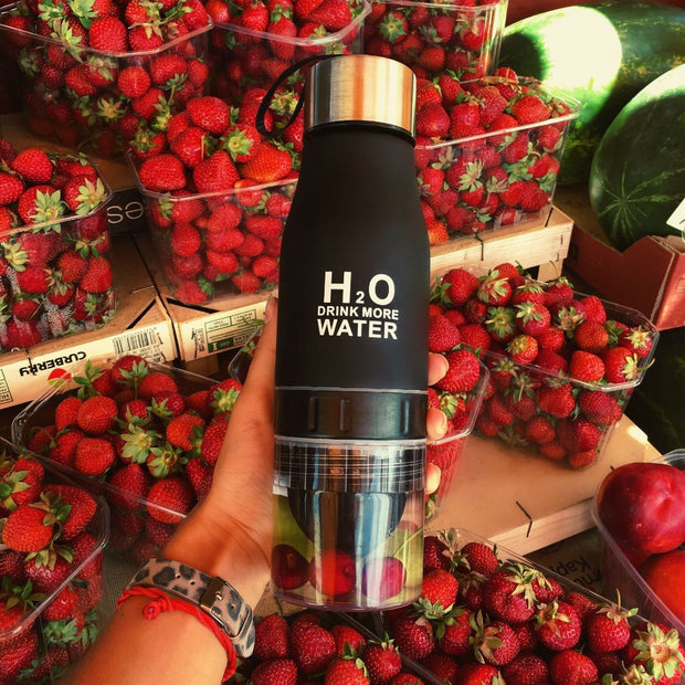 H²O Fruit Infusion Water Bottle - water-bottle - My Drink Water